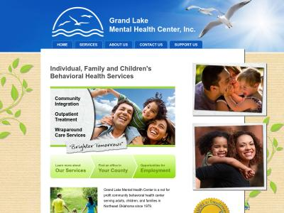 Grand Lake Mental Health Center Inc Barnsdall