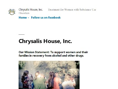 Chrysalis House Inc Lexington