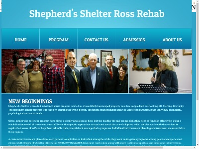 Shepherds Shelter/Ross Rehab Mount Sterling