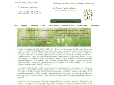 Wellness Possibilities Inc Laurel