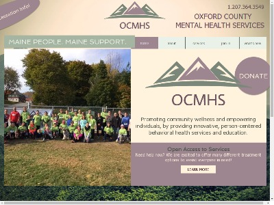 Oxford County Mental Health Services Rumford