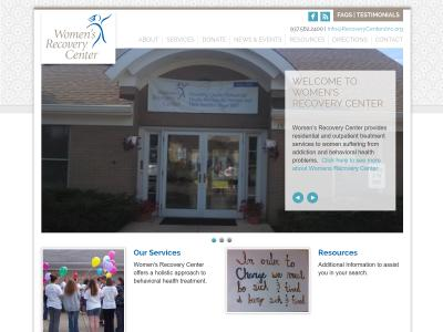 Recovery Centers Inc Xenia