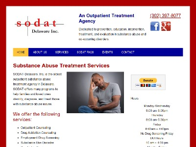 SODAT Delaware Inc Wilmington