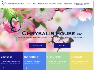 Chrysalis House Inc Crownsville