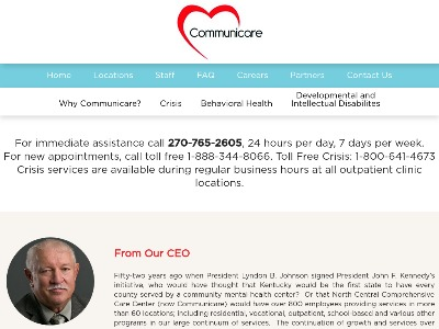 Communicare Inc Bardstown