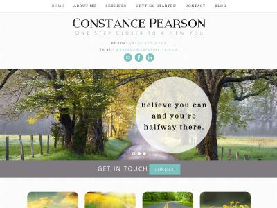 Constance Pearson Counseling Aberdeen