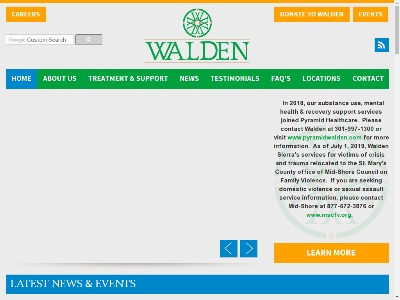 Walden Sierra Inc Charlotte Hall