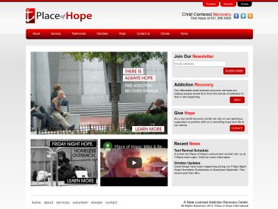 Place Of Hope Inc Columbia