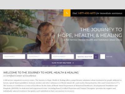 Journey To Hope Health And Westerly