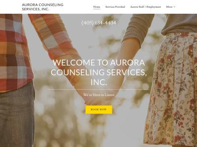 Aurora Counseling Services Inc Oklahoma City