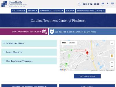 Pinehurst Comprehensive Treatment Ctr Pinehurst