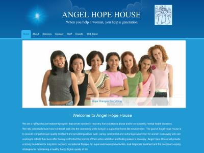 Angel Hope House Newark