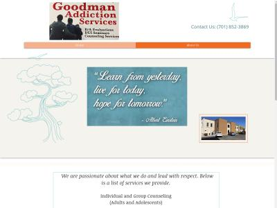 Goodman Addiction Services Minot
