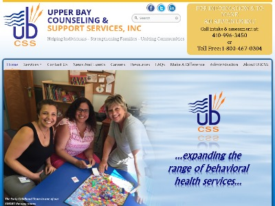Upper Bay Counseling And Support Servs Havre de Grace