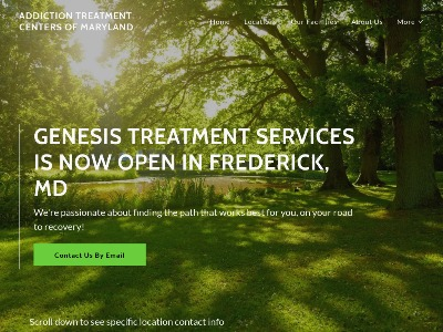 Genesis Treatment Services Westminster