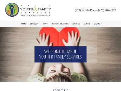 Tahoe Youth And Family Services Gardnerville