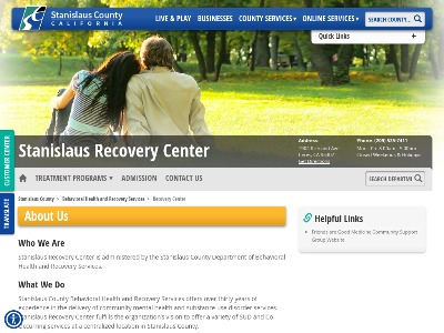 Stanislaus Recovery Center Ceres