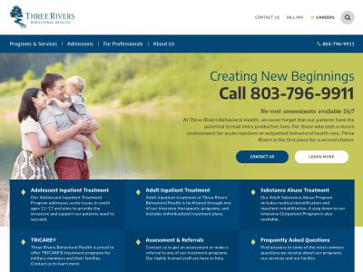 Three Rivers Behavioral Health West Columbia