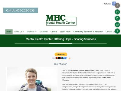 South Central Montana Regional MH Ctr Billings