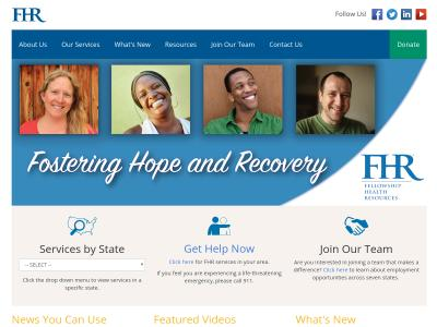 Fellowship Health Resources Inc Cary