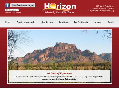 Horizon Health And Wellness Globe