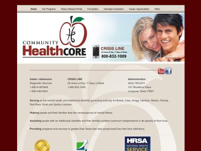 Community Healthcore Longview