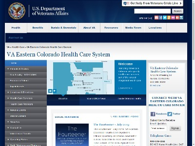 Eastern Colorado Healthcare System Aurora