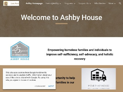 Ashby House Salina