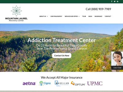 Mountain Laurel Recovery Center Westfield