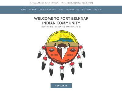 Fort Belknap Indian Reservation Harlem