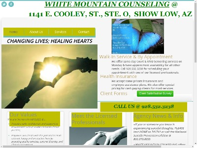 White Mountain Counseling Show Low