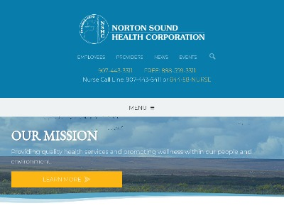 Norton Sound Health Corporation Nome