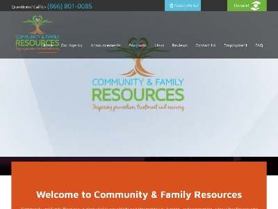Community And Family Resources Ames