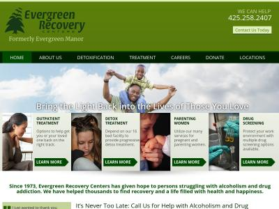 Evergreen Recovery Centers Everett