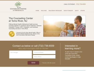 Counseling Center At Toms River Toms River