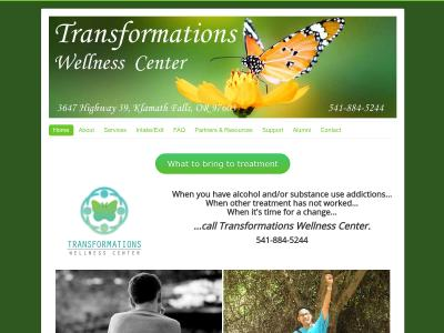 Transformations Wellness Center Klamath Falls