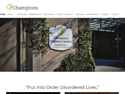 Champions Recovery Alternative Program Hanford