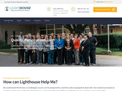 Lighthouse Behavioral Wellness Centers Durant