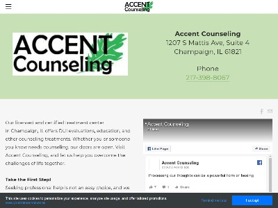 Accent Counseling Inc Champaign