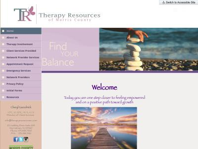 Therapy Resources Of Morris County LLC Morristown