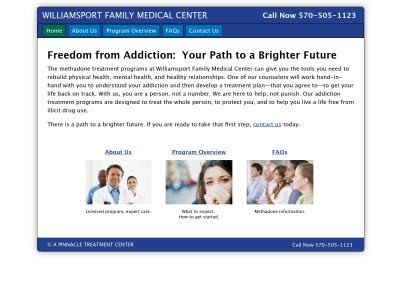 Williamsport Family Med Center LLC Williamsport