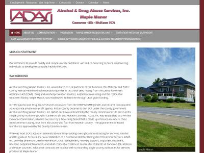 Alcohol And Drug Abuse Services Inc Emporium