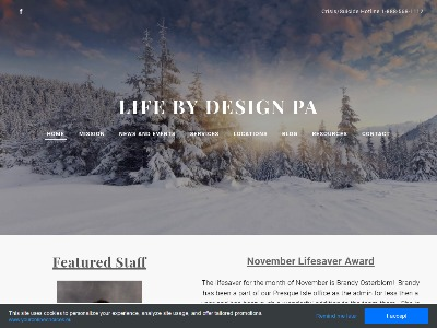 Life By Design PA Houlton