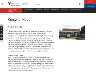Center Of Hope Riverton
