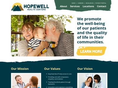 Hopewell Health Center Logan