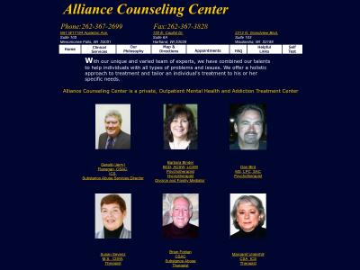 Alliance Counseling Center LLC Hartland