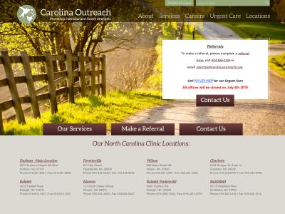 Carolina Outreach LLC Smithfield