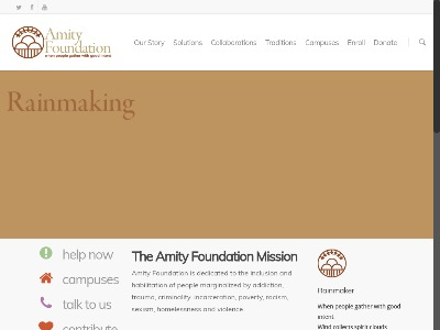 Amity Foundation Albuquerque