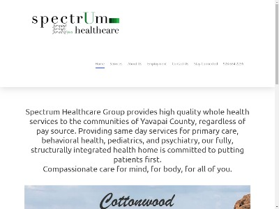 Spectrum Healthcare Camp Verde