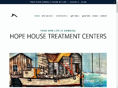 Hope House Treatment Center Crownsville